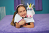 cuddleuppets unicorn lovable puppet cuddly blanket