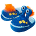 silly slippeez monster plush x-large slippers