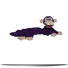 Discount Cuddle Uppets Purple Monkey