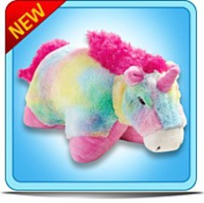 Discount My Large 18 Rainbow Unicorn