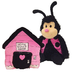 happy nappers ladybug perfect play pillow