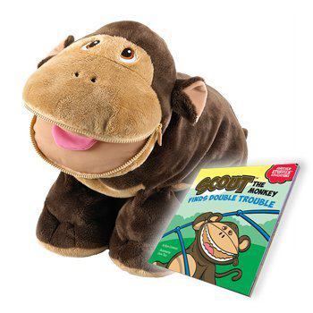 Scout The Monkey