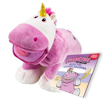 Prancine The Unicorn